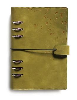 Elizabeth Craft A5 Planner-Olive