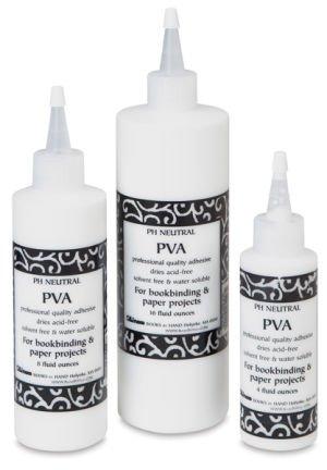 Lineco PH Neutral PVA Adhesive-4 Ounces