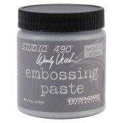Embossing Paste Wendy Vecchi Silver 4oz