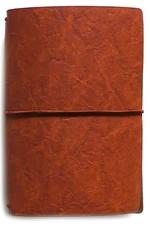 Vintage Brown Traveler's Notebook size