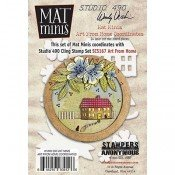 Wendy Vecchi Mat Minis: Art From Home Coordinates