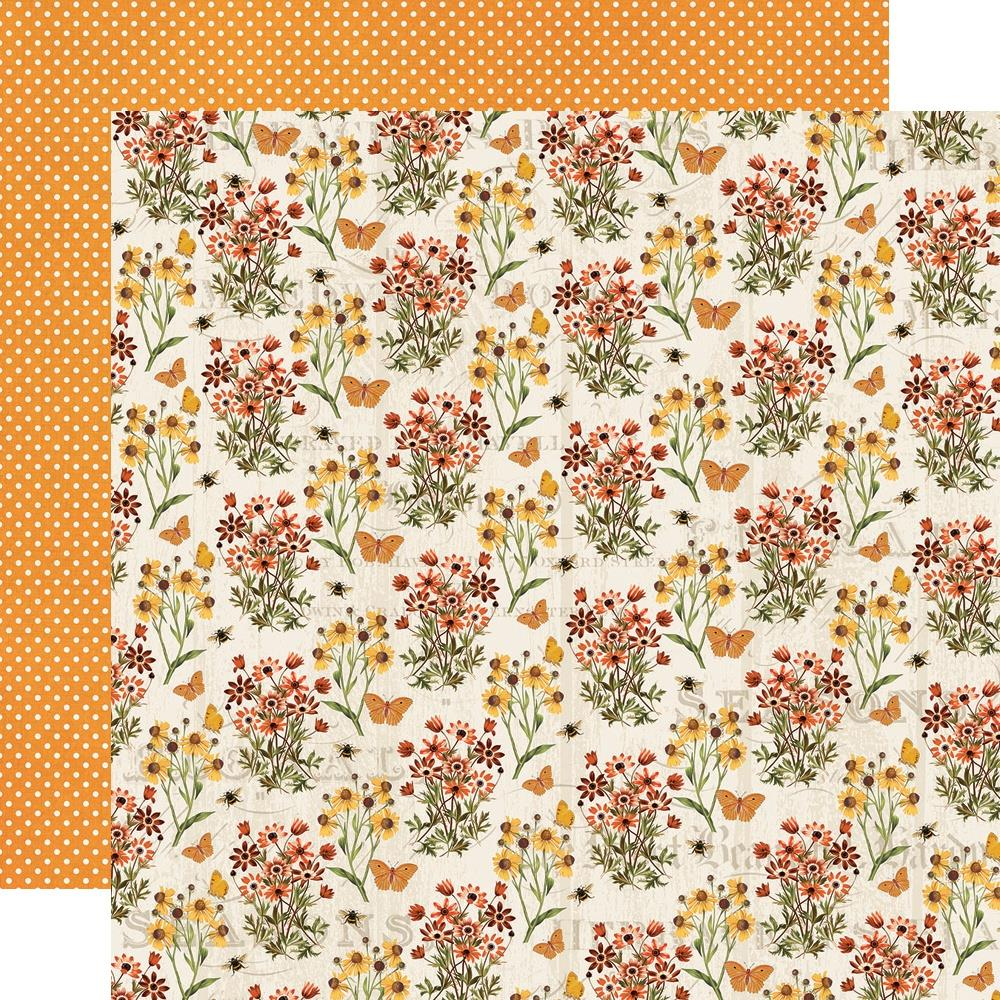 Autumn Splendor Double-Sided Cardstock 12X12-Season Of Change
