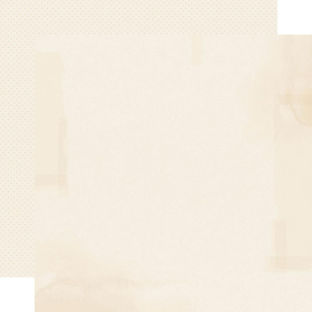 Autumn Splendor Double-Sided Cardstock 12X12-Ivory/Dots Simple Basic