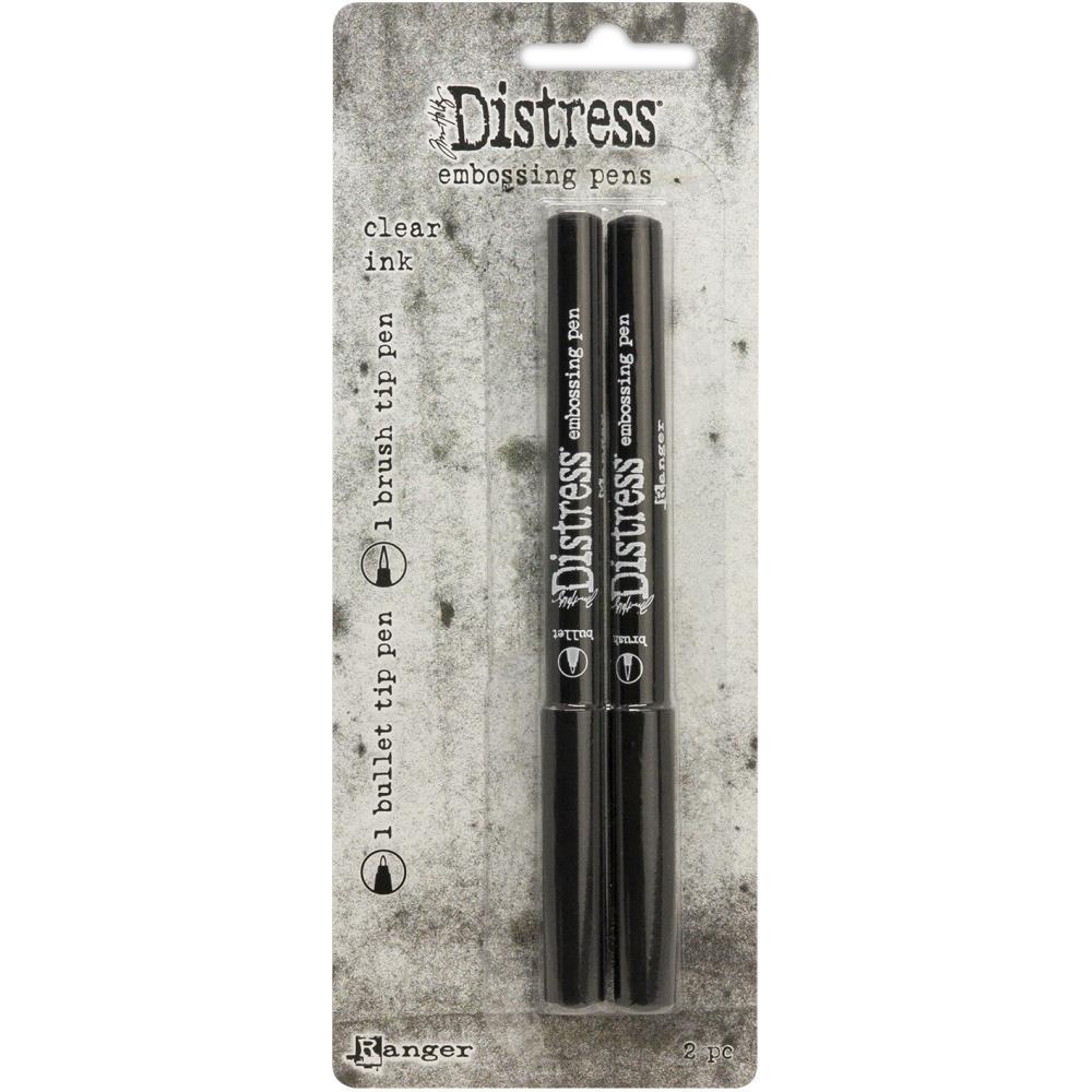 Tim Holtz Distress Embossing Pen 2/Pkg-