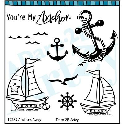 ANCHORS AWAY STAMPS