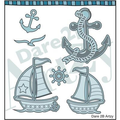 ANCHORS AWAY DIE