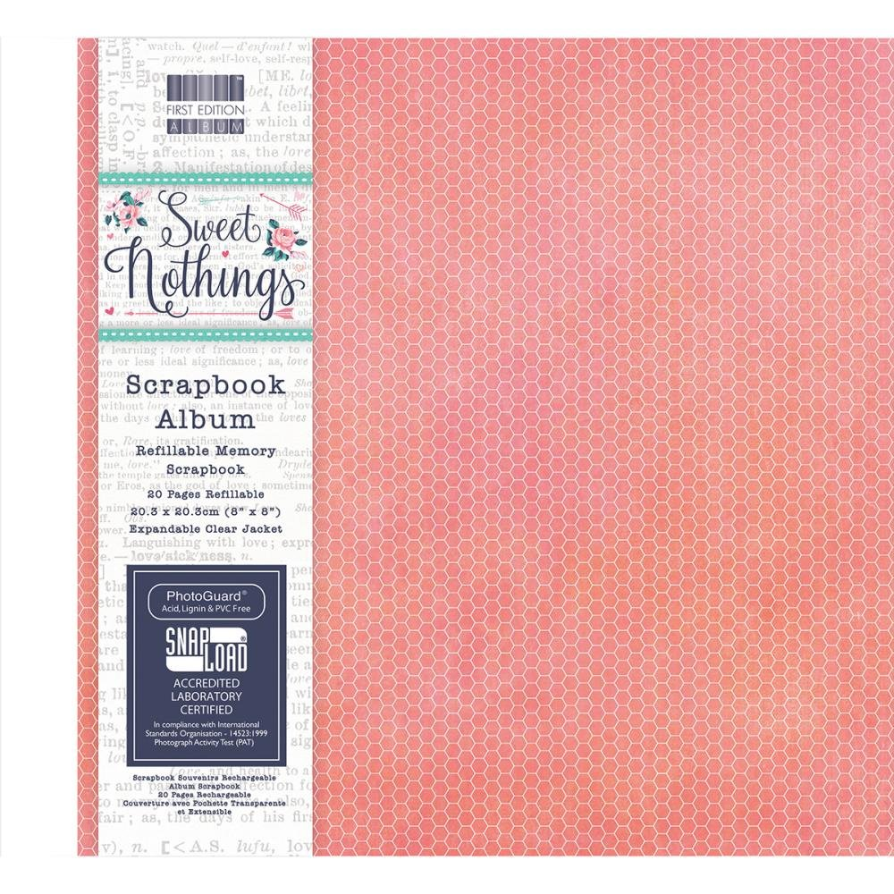 SWEET NOTHINGS SNAP LOAD ALBUM 8X8