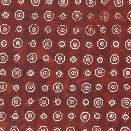 Bandana Batiks 832Q-X Brown