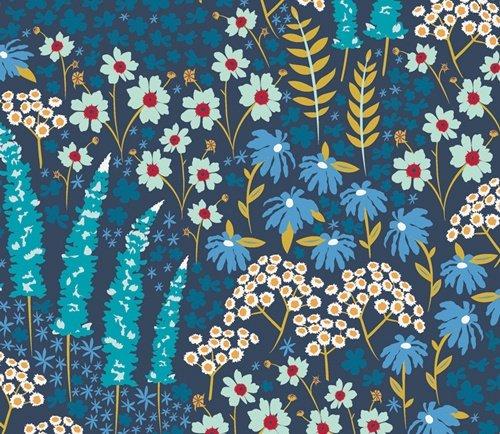 Blue Bank Flora