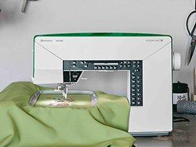 HUSQ-DESIGNERJAD35 - DESIGNER JADE 35 SEWING & EMBROIDERY MACHINE BY HUSQVARNA VIKING