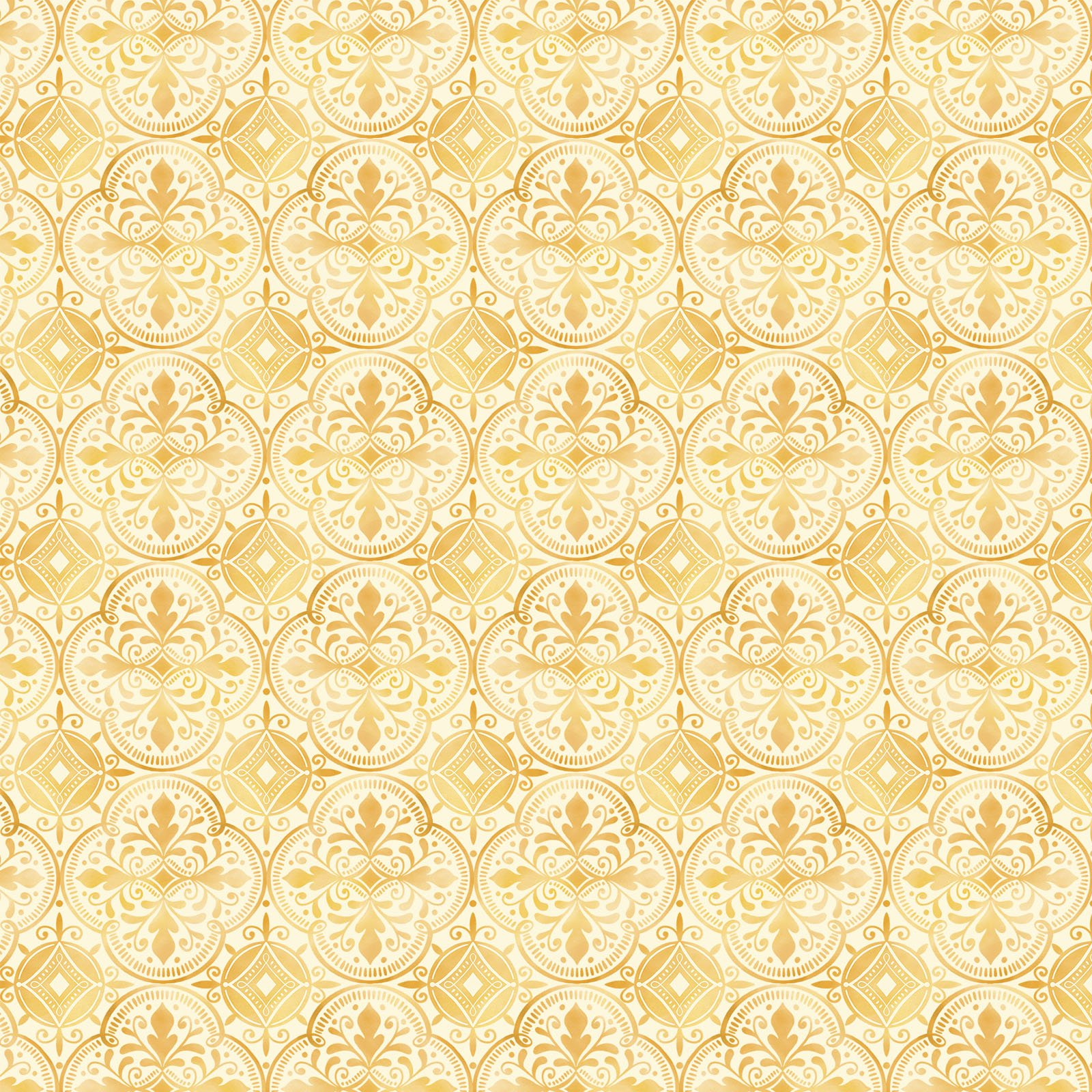 AMBR-4541 Y - AMBROSIA BY NATALIE MILES TILES YELLOW - ARRIVING IN NOVEMBER 2021