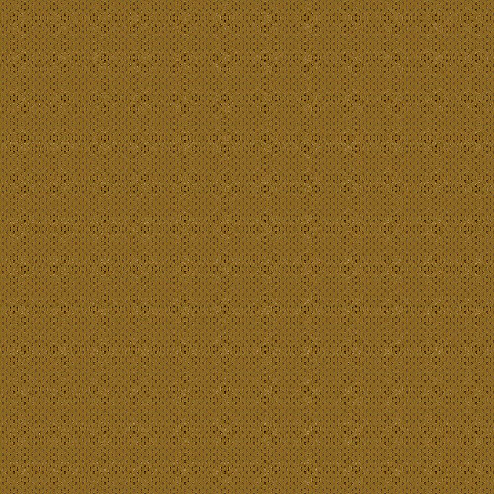 ANDO-8631 N - TRINKETS 2018 BY KATHY HALL FOULARD BROWN
