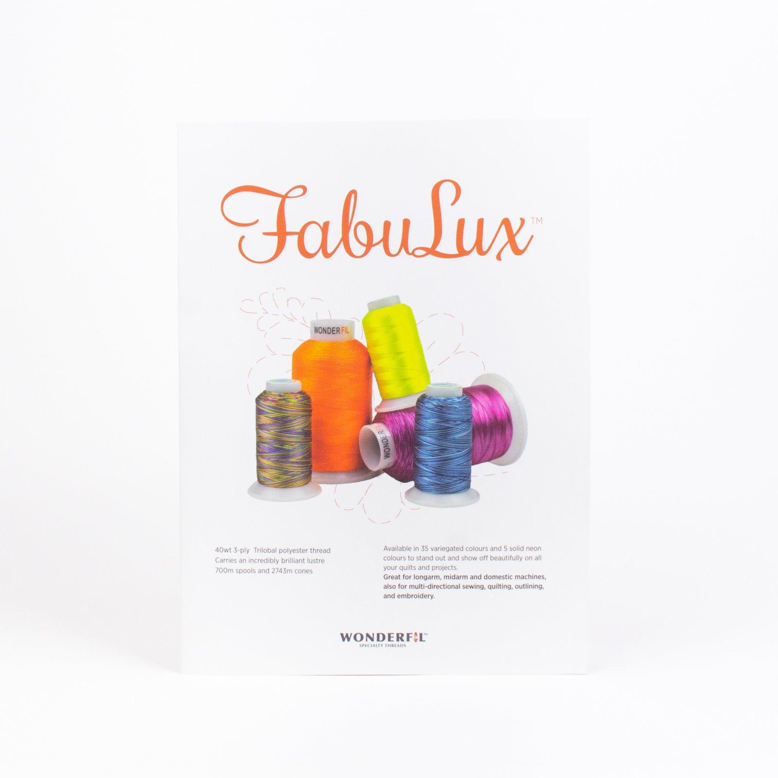 WOND-CB FB - FABULUX COLOR BOOKLET