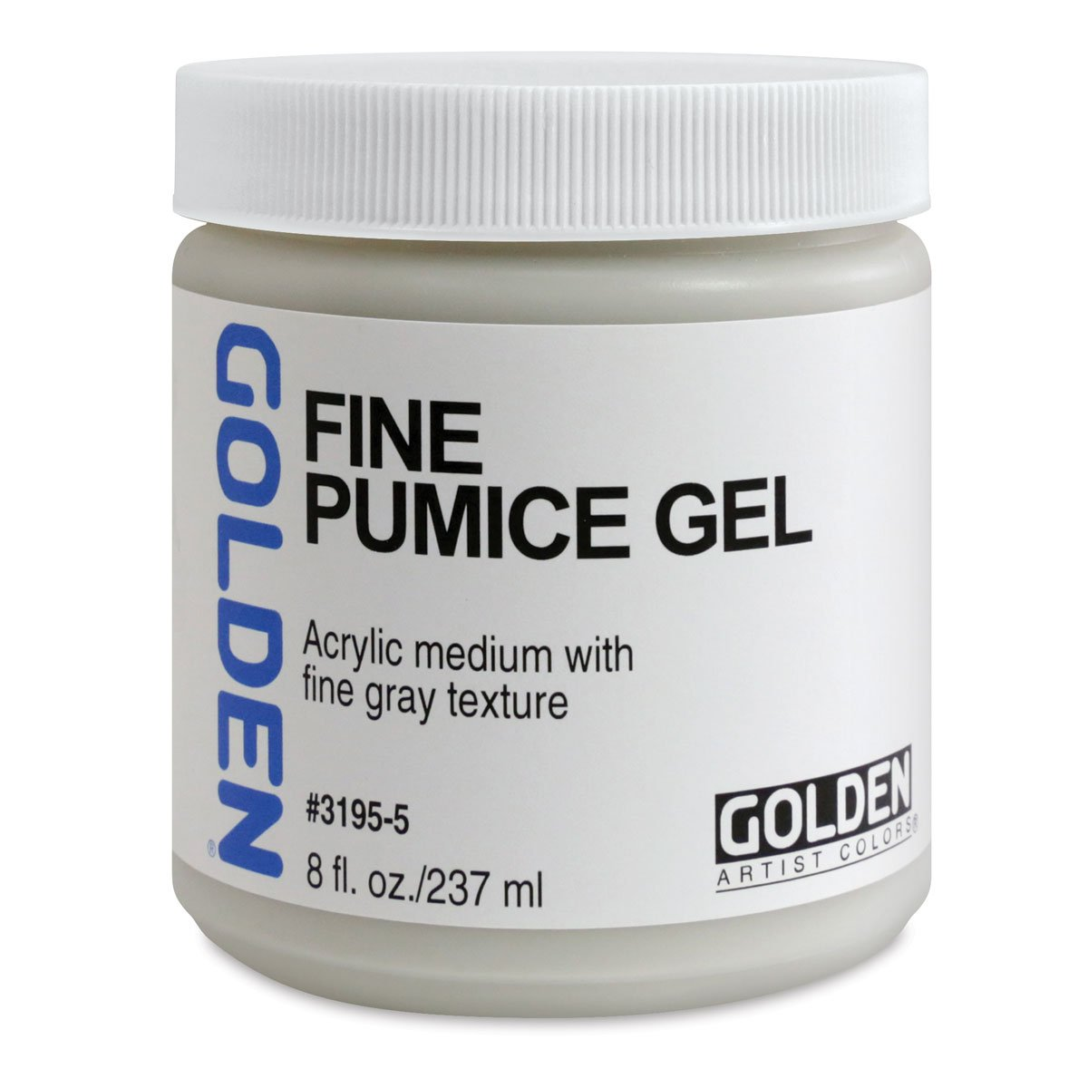 Golden Gel Mediums: Fine Pumice Gel