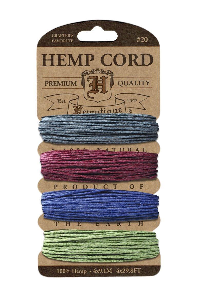 Hemp Cord Sets, 20lb.