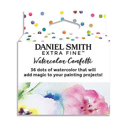 Daniel Smith Extra-Fine Watercolor Dot Card 36 Color Sets