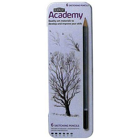 Academy Sketching Pencils Sets