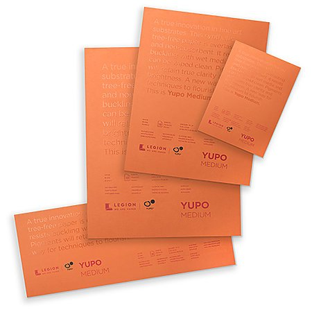 Yupo Medium Pad