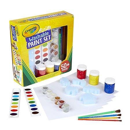 Washable Kids' Paint Complete Set