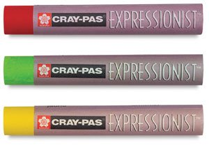 Expressionist Cray-Pas