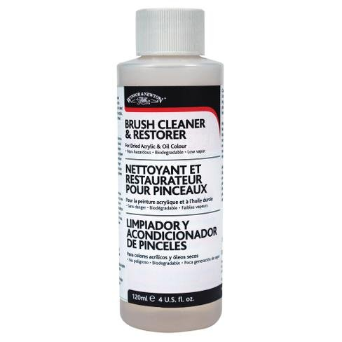 Winsor Newton Brush Cleaner/Restorer