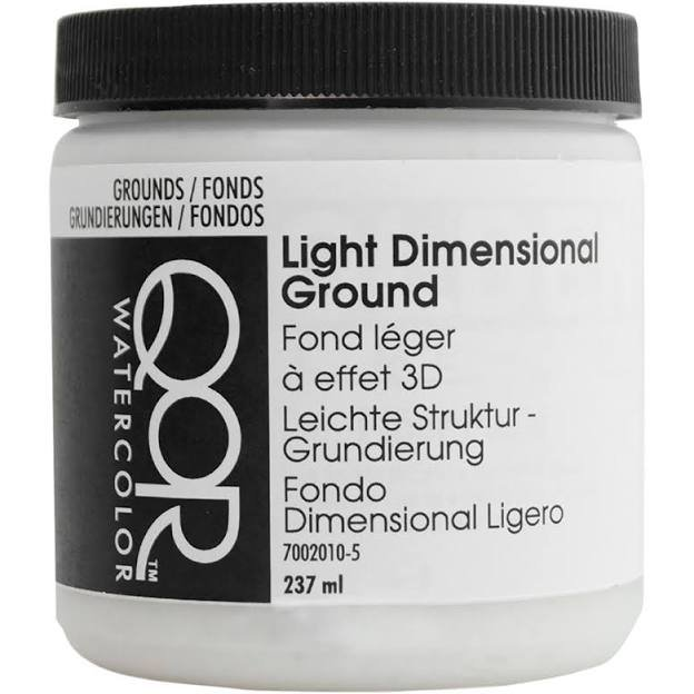 QoR LIGHT DIMENSIONAL GROUND 237ML