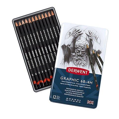 Graphic Pencil Sets