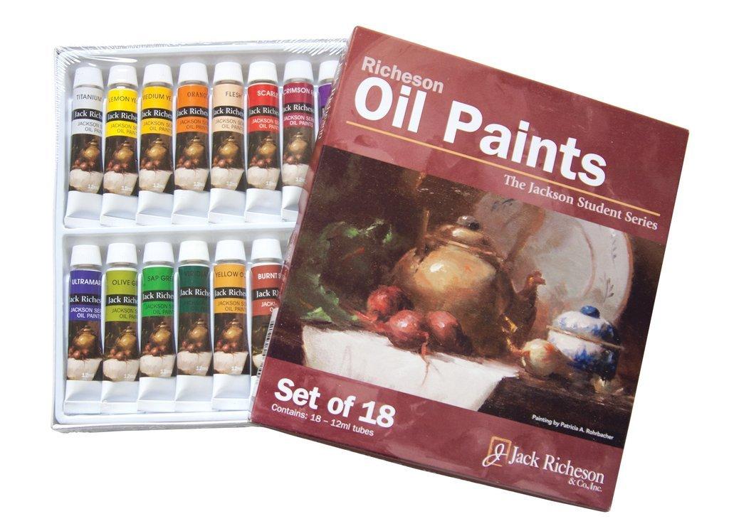 Jackson Oil Colors
