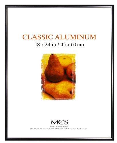 Black Classic Aluminum Frame