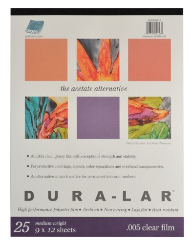 Clear Dura-Lar Pad