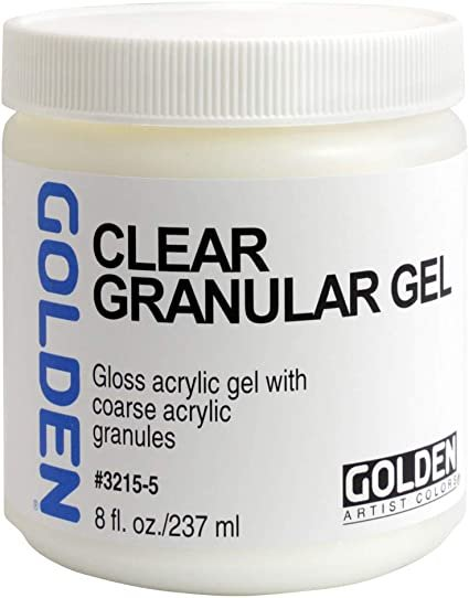 Clear Granular Gel, 8 oz.