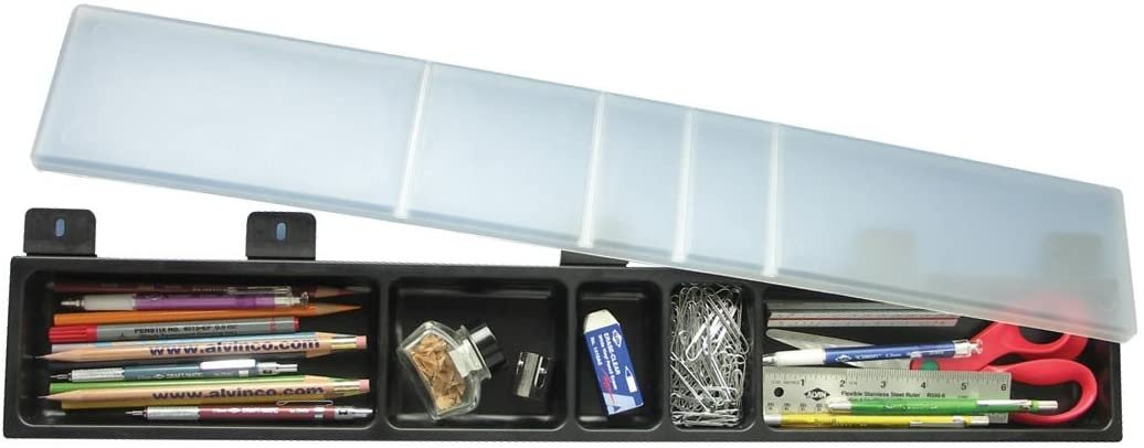 Alvin Drawing Table Storage Trays