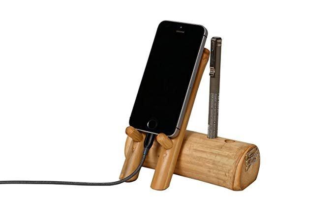 Bamboo Phone Stand