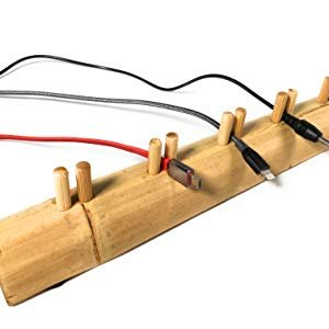 Bamboo Wire Catcher