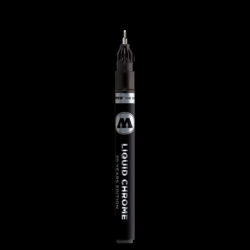Liquid Chrome Pump Marker