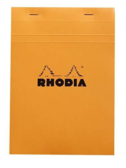 Rhodia Graph Staplebound