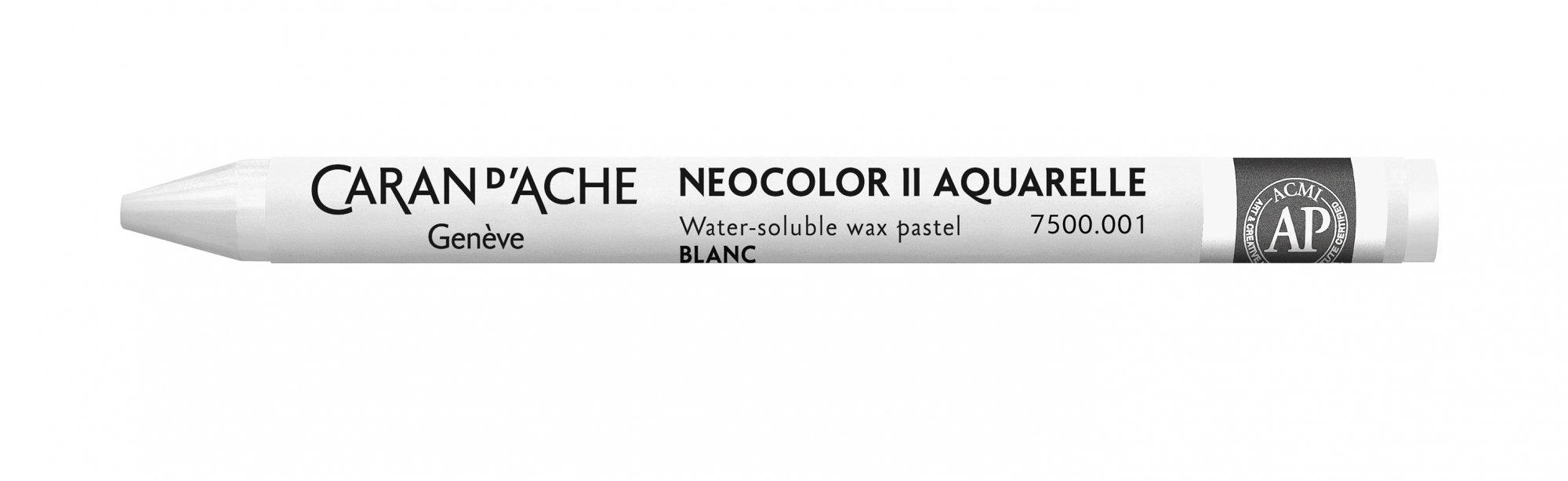 Neocolor II - Water Soluble Wax Pastels
