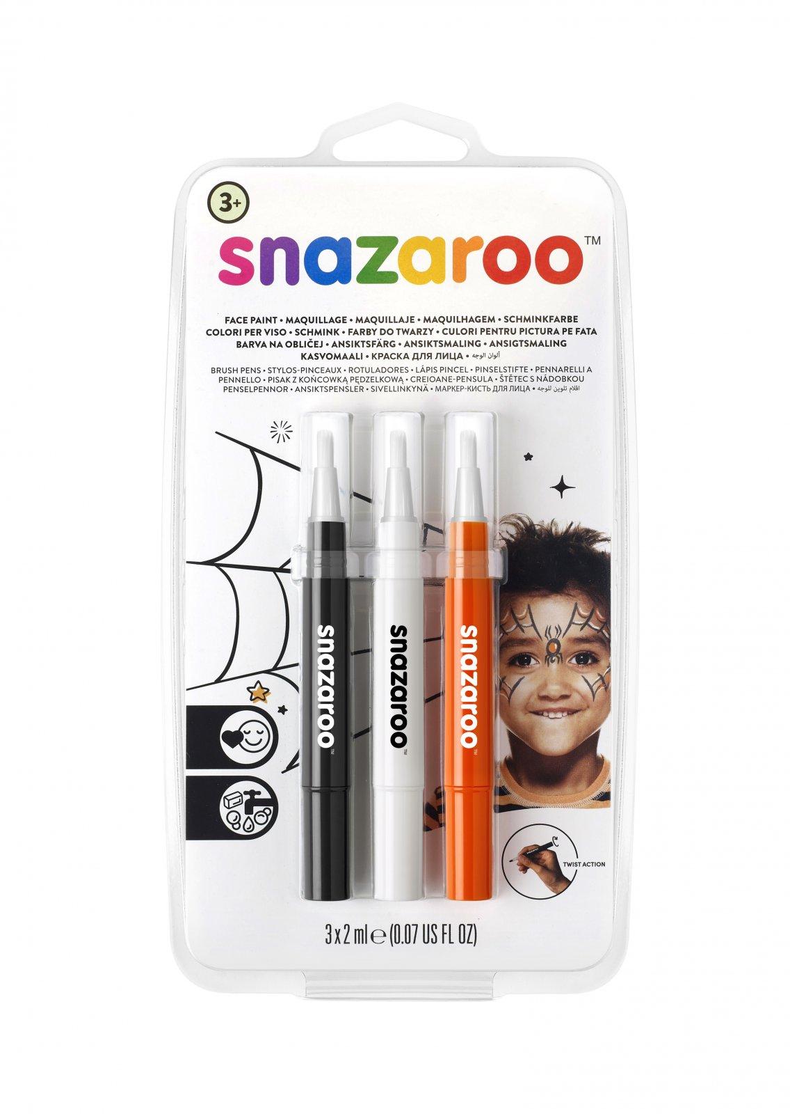 Snazaroo Face Painting Brush Pens
