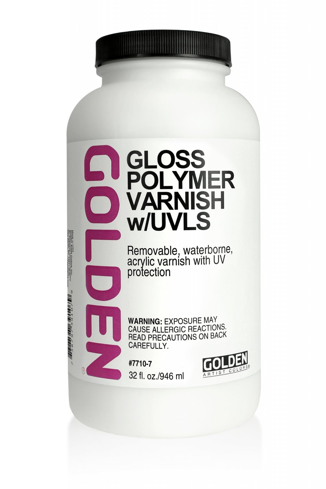 Polymer Varnish with UVLS (Gloss)