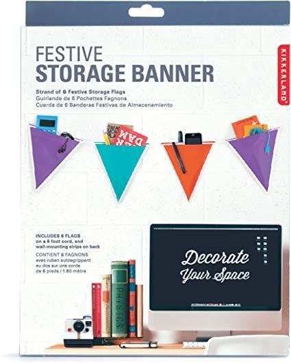 Festive Storage Banner