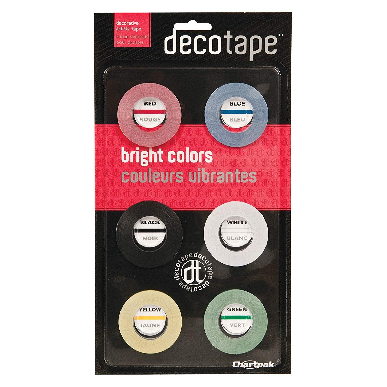 Decotape Bright Colors