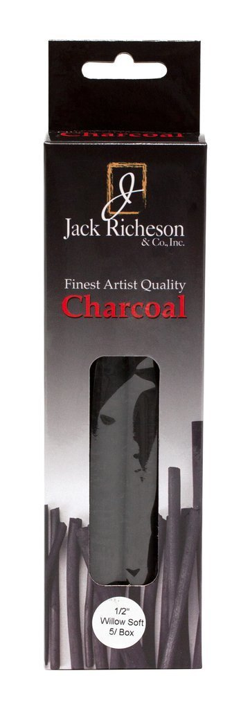Charcoal, 5 Willow Soft 1/2