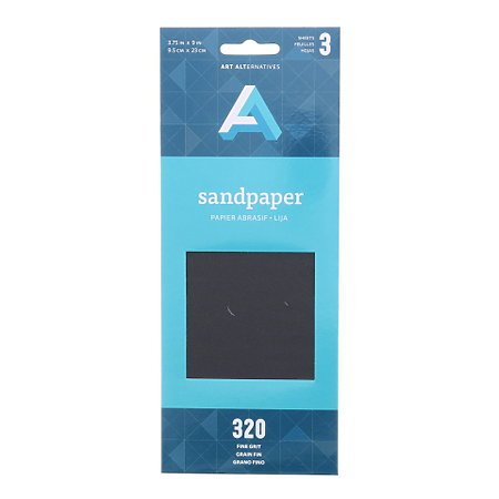 SANDPAPER MULTI-PACK 3/PK