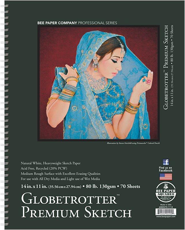 Globetrotter Premium Sketch