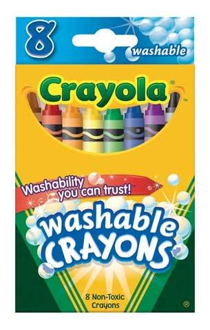 Crayola Washable Crayon Sets
