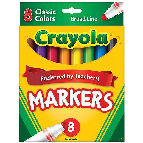 Crayola Marker Sets