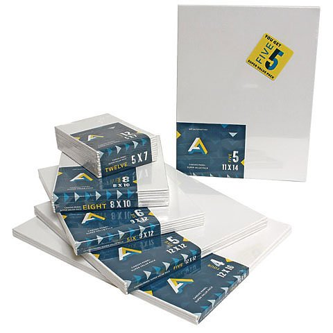 Canvas Panel Value Packs
