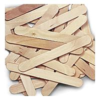 Wooden Craft Sticks Jumbo