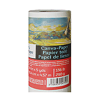 Foundation Canva-Paper Roll