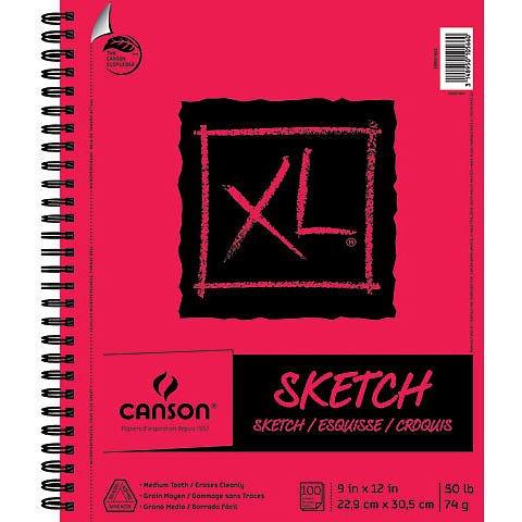 Canson XL Sketch